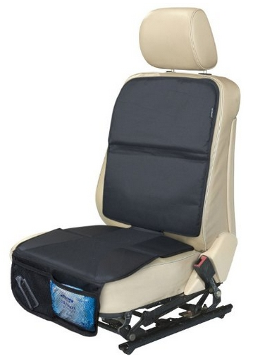 Car Seat Protector for Baby Seat with Mesh Pockets By AutoMuko ...